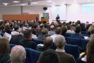 FEDAIISF FOGGIA: 60 colleghi hanno ascoltato la relazione dell'Avv. Maria Rita Famà