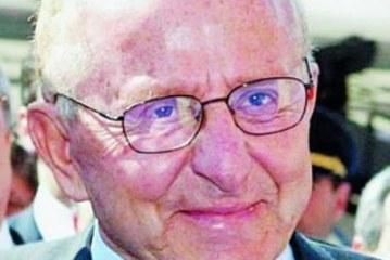 È morto Aleotti, storico patron del gruppo farmaceutico Menarini