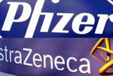 AstraZeneca chiamò la Casa Bianca per difenersi da offerta Pfizer