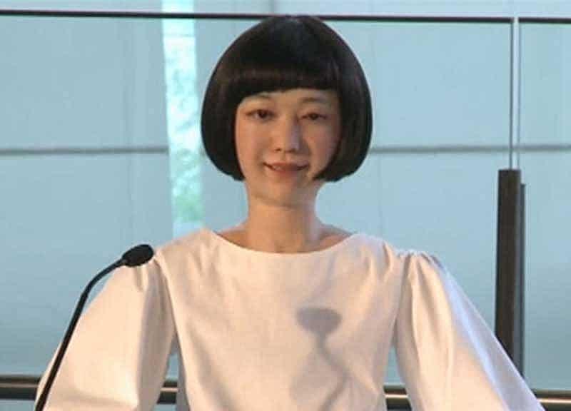 Che cosa è umano? I robot giapponesi