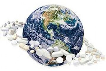 Spesa farmaceutica mondiale, +6,9% tra il 2014 e il 2018