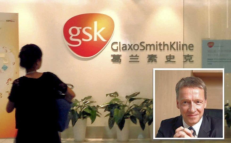 Cina: maxi multa alla Glaxo Smith Kline per corruzione