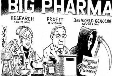 """""""Così ho ucciso per profitto"""" – libro shock scritto da un ex manager di Big Pharma – getta una luce sinistra sulle violenze inspiegabili e imprevedibili"""