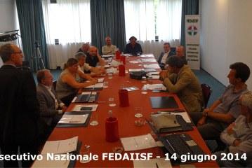 Esecutivo Nazionale FEDAIISF convocato per sabato 8 novembre