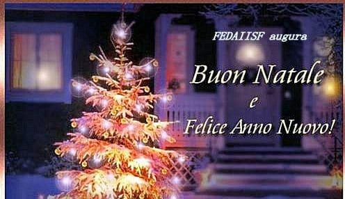 Immagini Animate Buon Natale E Felice Anno Nuovo.Buon Natale E Felice Anno Nuovo A Tutti I Nostri Lettori Fedaiisf