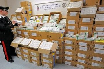 Spariti 22 milioni di euro in farmaci dagli ospedali. Dove sono finiti?