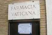 Come comprare alla Farmacia del Vaticano