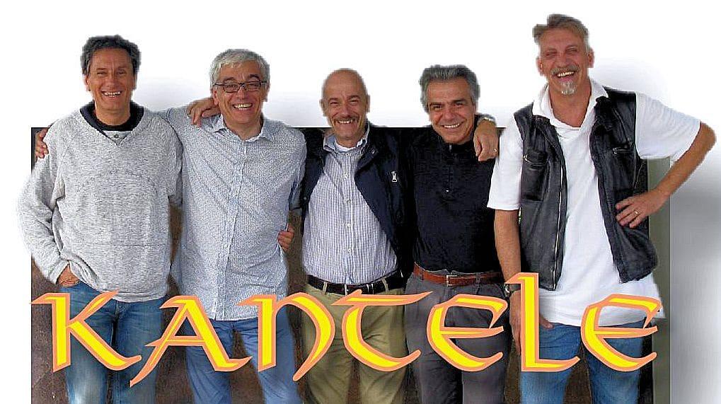 Parma. Il gruppo musicale Kantele (tutti ISF) al teatro Magliani di Corcagnano (PR)