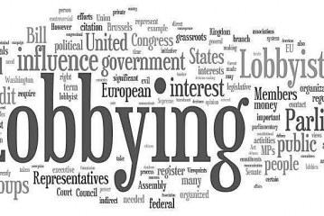 Le multinazionali svizzere negli Stati Uniti hanno speso più di 20 milioni di franchi in azioni di lobbying nel 2017