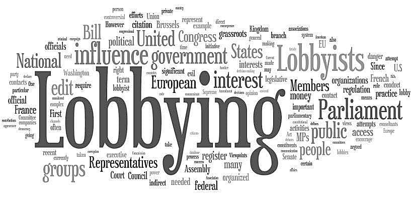 USA. Spesa record per lobbyng di Big Pharma: $ 27,5 milioni nel 2018