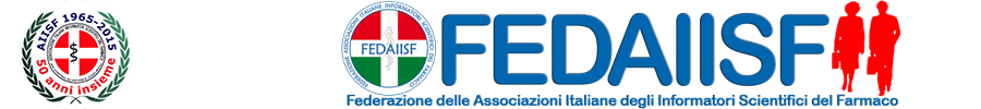 Fedaiisf Federazione delle Associazioni Italiane degli Informatori Scientifici del Farmaco