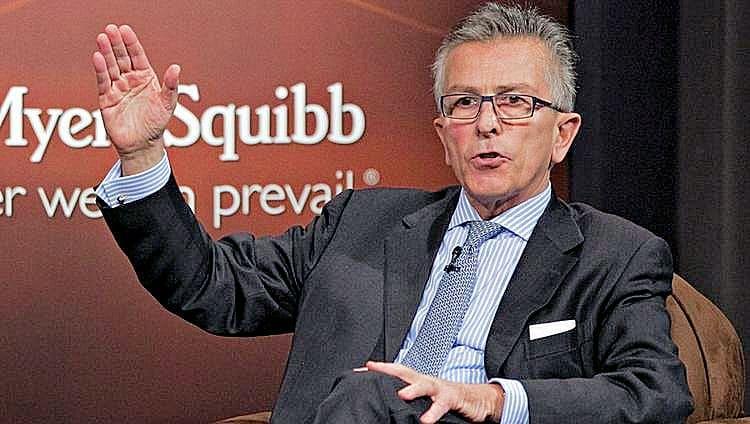 Lamberto Andreotti, figlio di Giulio, da CEO BMS a Vicepresidente UniCredit
