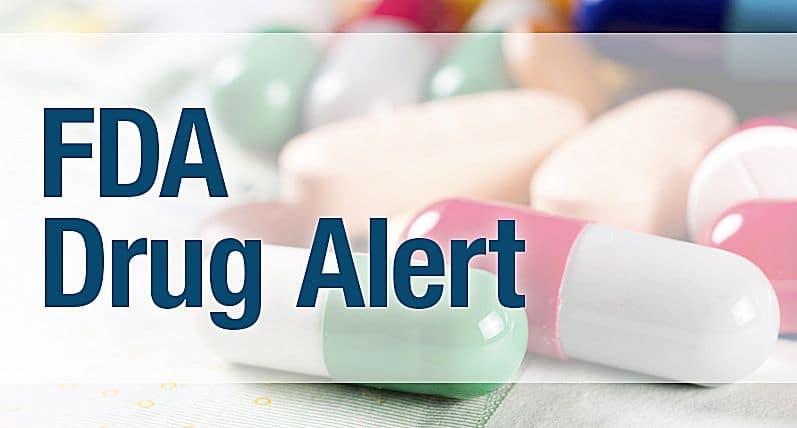 FDA ritira lotto del generico di Xanax: possibili sostanze estranee. N.d.R.