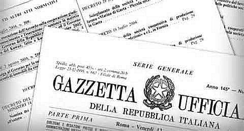 Pubblicato sulla Gazzetta Ufficiale la legge Lorenzin sul riordino delle professioni sanitarie