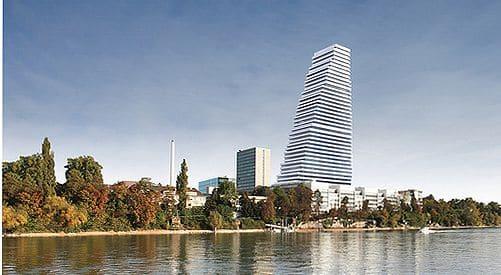 Basilea: inaugurata torre Roche, grattacielo più alto in Svizzera