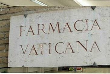 Quanto incassa la farmacia Vaticana