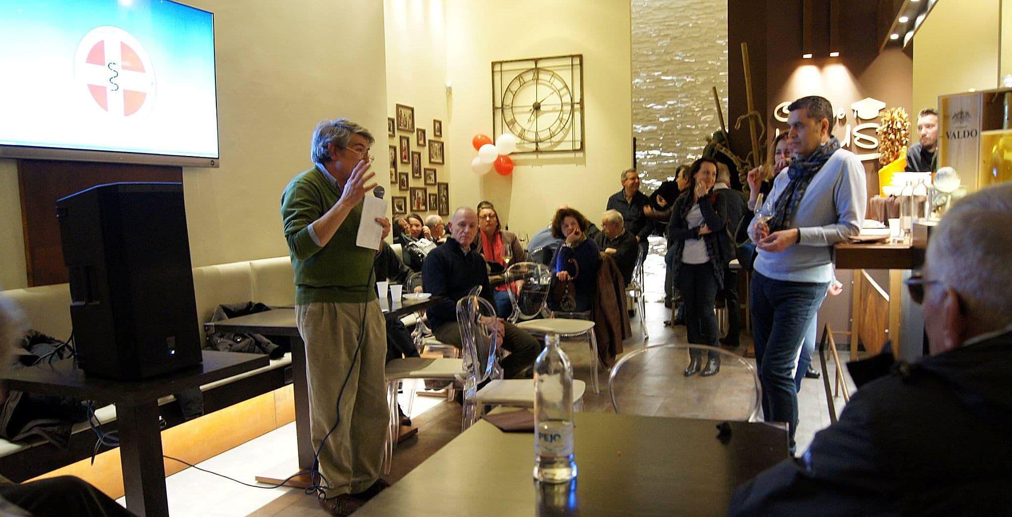 Celebrati a Firenze i 50 anni di AIISF