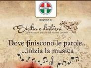 Fedaiisf Messina. Dove finiscono le parole … Concerto a favore AISLA sez. di Messina