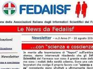 Uscita la News Letter n. 3 in esclusiva per gli iscritti Fedaiisf