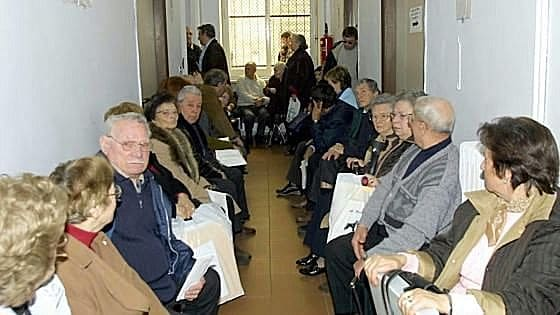 ISF e lo stress da sala d'attesa