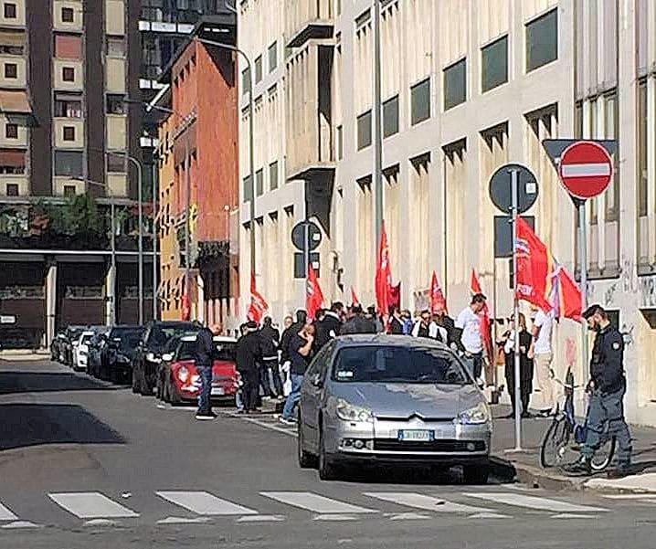 """Farmaceutica, """"SPA"""" di Milano. Filctem-CGIL: """"l'azienda non ritira i licenziamenti, le iniziative di lotta continuano"""""""