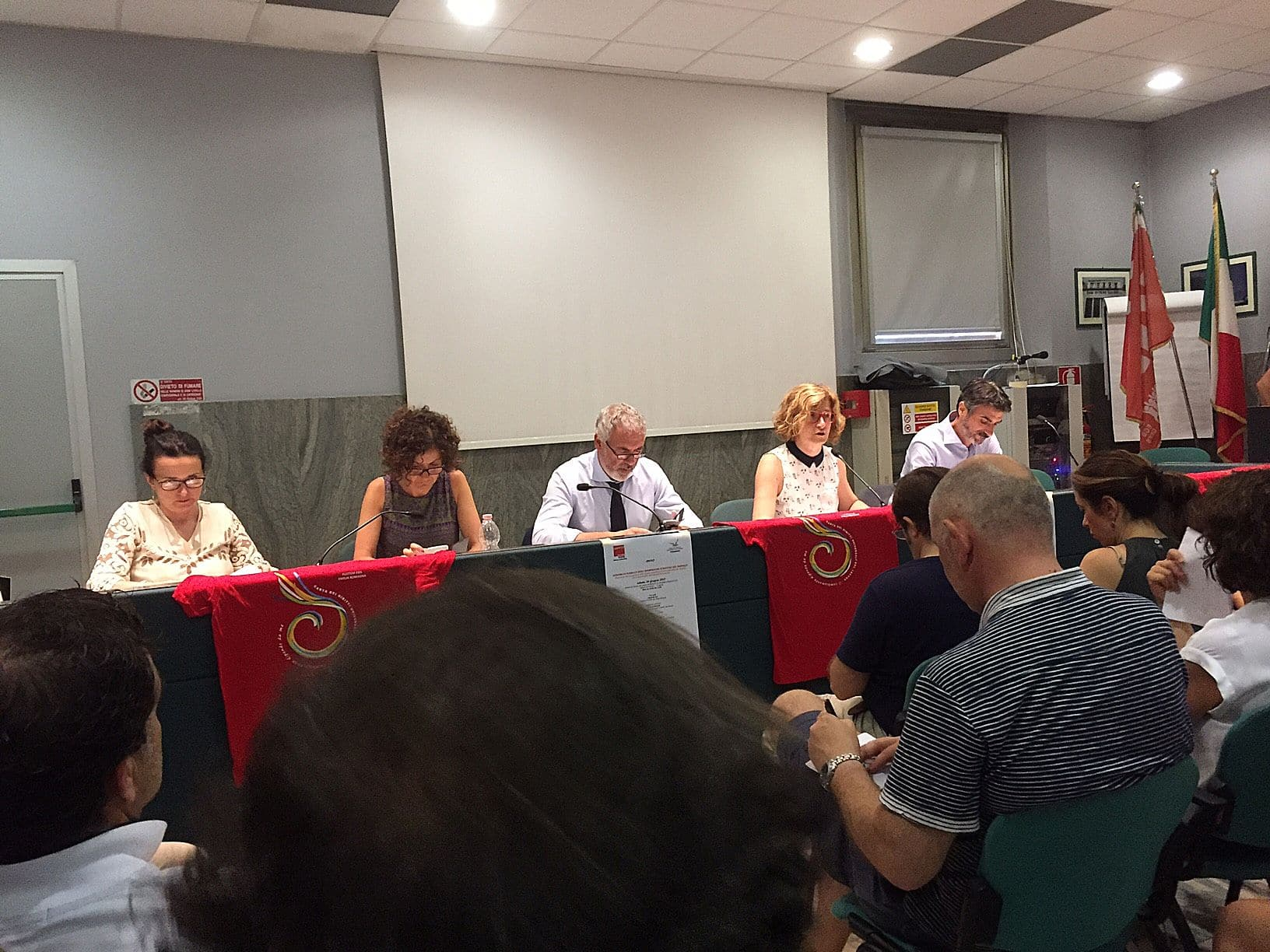 Assemblea Pubblica degli ISF a Bologna. I video di tutti gli interventi
