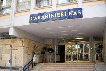 Carabinieri NAS: controlli presso ambulatori e studi medici – scoperti illeciti trattamenti del sangue, farmaci scaduti, chiusi 52 centri sanitari privati