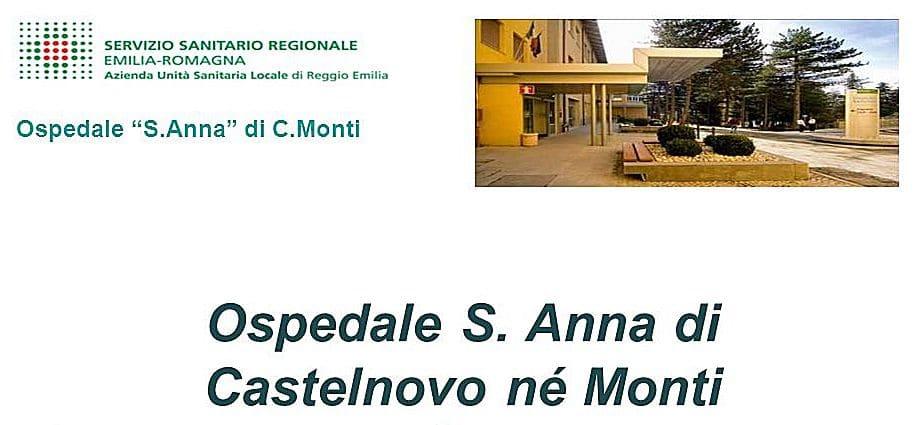 Reggio Emilia, ora per la diretta i pazienti arrivano anche in taxi