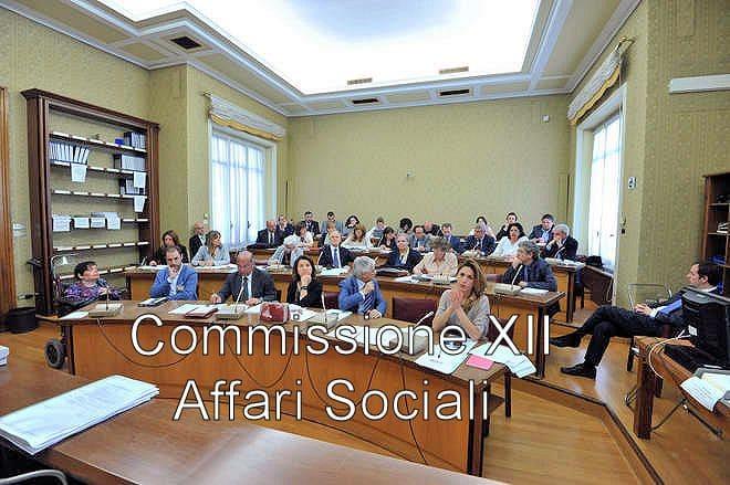 L'incontro Fedaiisf con l'On. Lenzi e l'On. D'Incecco della Commissione Affari Sociali e Sanità della Camera