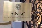 ANAC. Monitoraggio della prevenzione della corruzione in sanità