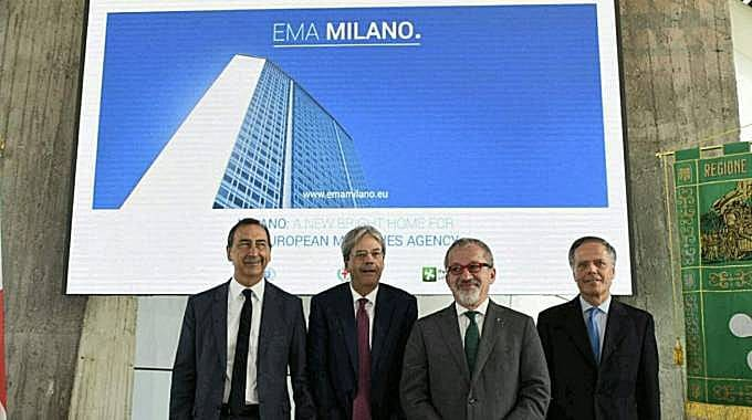 L'Ema a Milano: scoppia la rogna del conflitto d'interesse di Pani (ex D.G. AIFA)