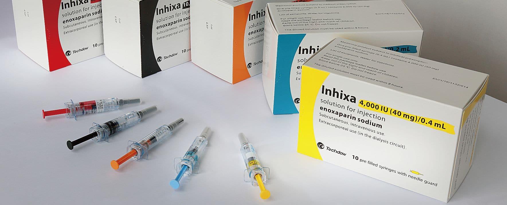 Arriva a Milano la prima Big Pharma cinese e lancia il biosimilare dell'enoxaparina sodica