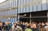 Grande partecipazione allo sciopero Alfasigma contro i 456 licenziamenti