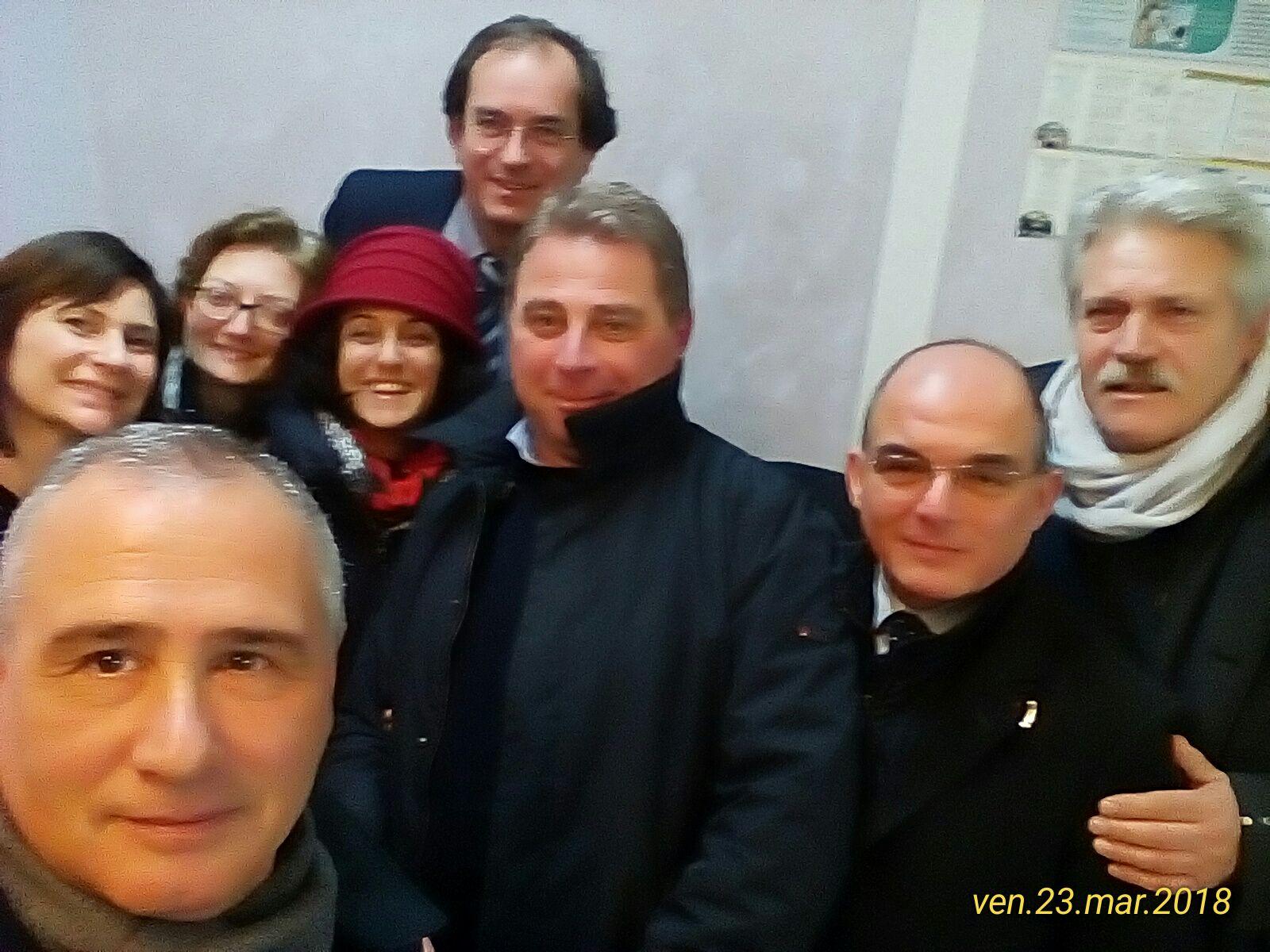 Ricostituita Sezione di Taranto federata Fedaiisf