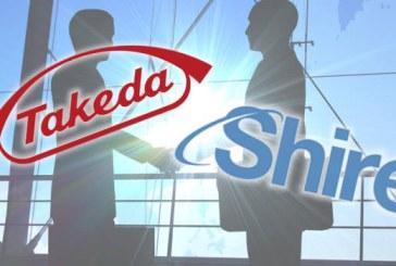 Fusione Takeda - Shire, affare fatto: 59 miliardi di dollari.
