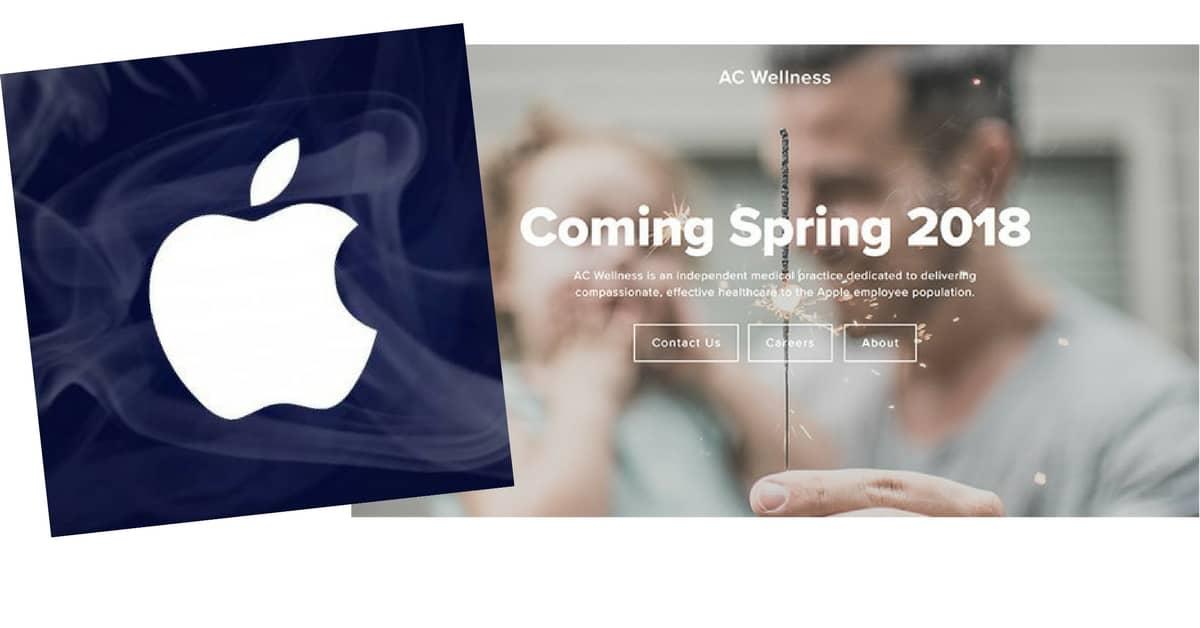 Apple si è creata il proprio servizio sanitario