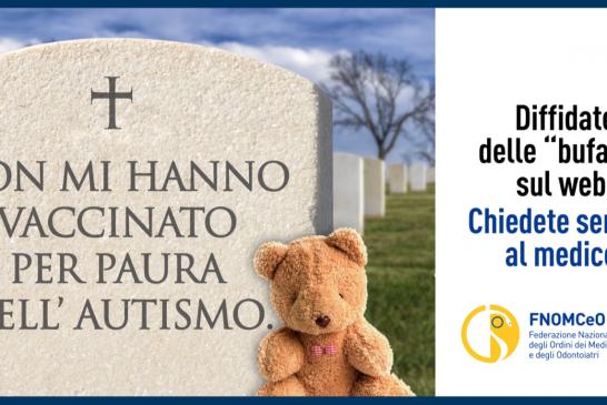 FNOMCeO. Una bufala ci seppellirà? La campagna di sensibilizzazione sarà presentata il 10 maggio a Roma