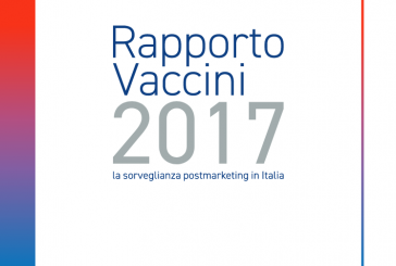AIFA pubblica Rapporto Vaccini 2017 con tutte le sospette reazioni avverse pervenute alla Farmacovigilanza