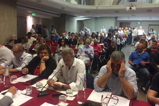 Rinnovo CCNL. Breve relazione di un delegato sull'incontro con Federchimica e Farmindustria