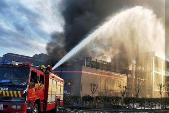 Esplosione nella fabbrica farmaceutica cinese Hengda Technology Co. 19 morti