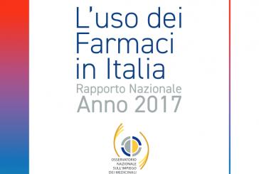 AIFA. Rapporto nazionale sull'uso dei farmaci in Italia 2017
