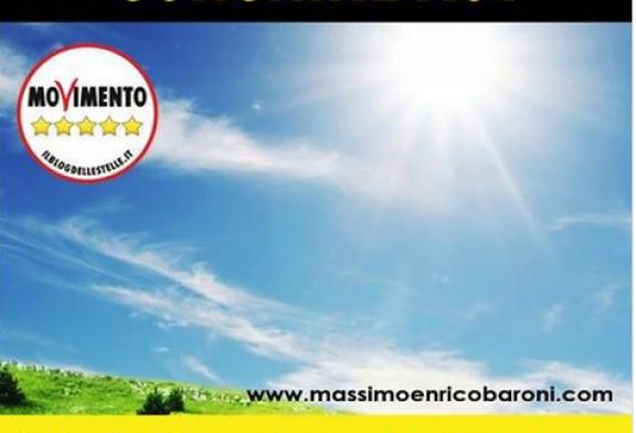 """Baroni (M5S). Proposta di legge: """"Sunshine Act"""" per rendere pubblici i contributi delle aziende farmaceutiche ai medici e istituzioni. N.d.R."""