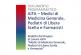 AIFA: aggiornato il Documento Programmatico Medici di base, Pediatri e Farmacisti. Fimmg: i medici devono poter prescrivere farmaci ora di competenza degli specialisti