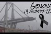 Tristezza sgomento incredulità per il disastro di Genova