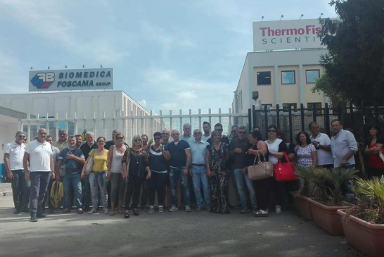 Biomedica Foscama acquistata. Barlume di speranza per gli ISF agenti