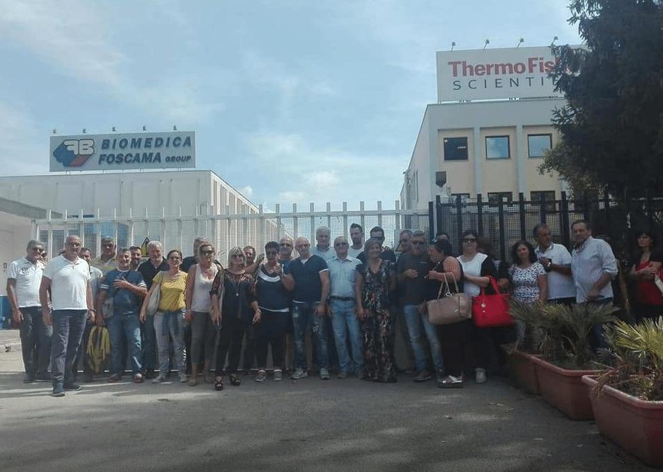 Biomedica Foscama. 98 famiglie senza stipendio fra timori e speranze