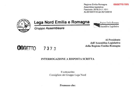 """Emilia Romagna. Interrogazione della Lega: """"Che tipo di progetto è in atto relativamente alla deprescrizione nei pazienti anziani"""""""