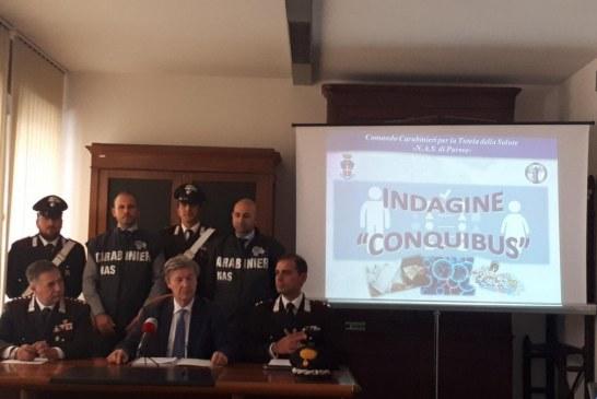"""Parma. La conferenza stampa del Procuratore: """"Ricatti per sponsorizzare farmaci e concorsi truccati"""". I fatti"""