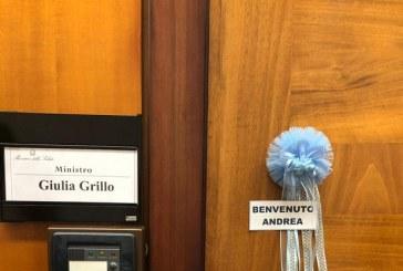 Giulia Grillo è diventata mamma!