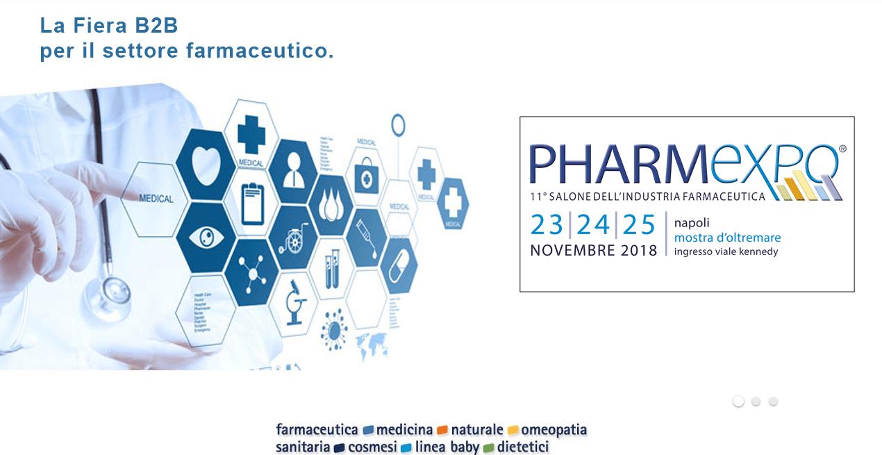 """Pharmexpo 2018. L'Avv. Pace, Consulente Sez. Fedaiisf di Napoli e Caserta, terrà una relazione sulla """"Particolarità dell'ISF"""""""